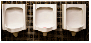 Famous Study Involving Watching Men at Urinals