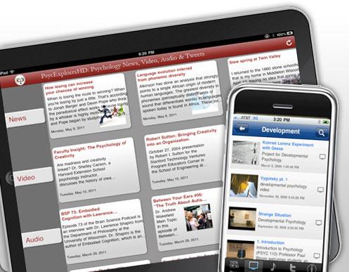 PsycExplorer - the Psychology News App