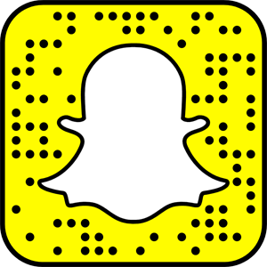 Here's my snapcode!