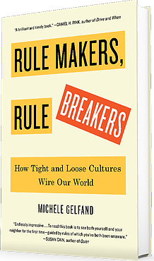 Rule Makers, Rule Breakers book