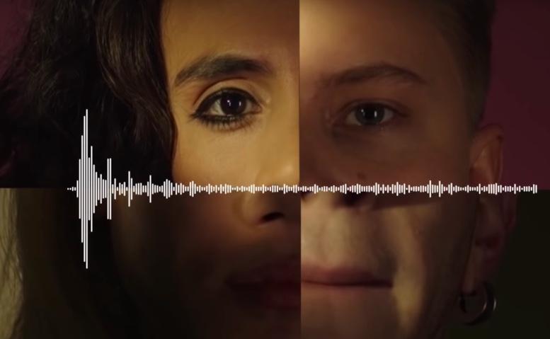 Genderless voice